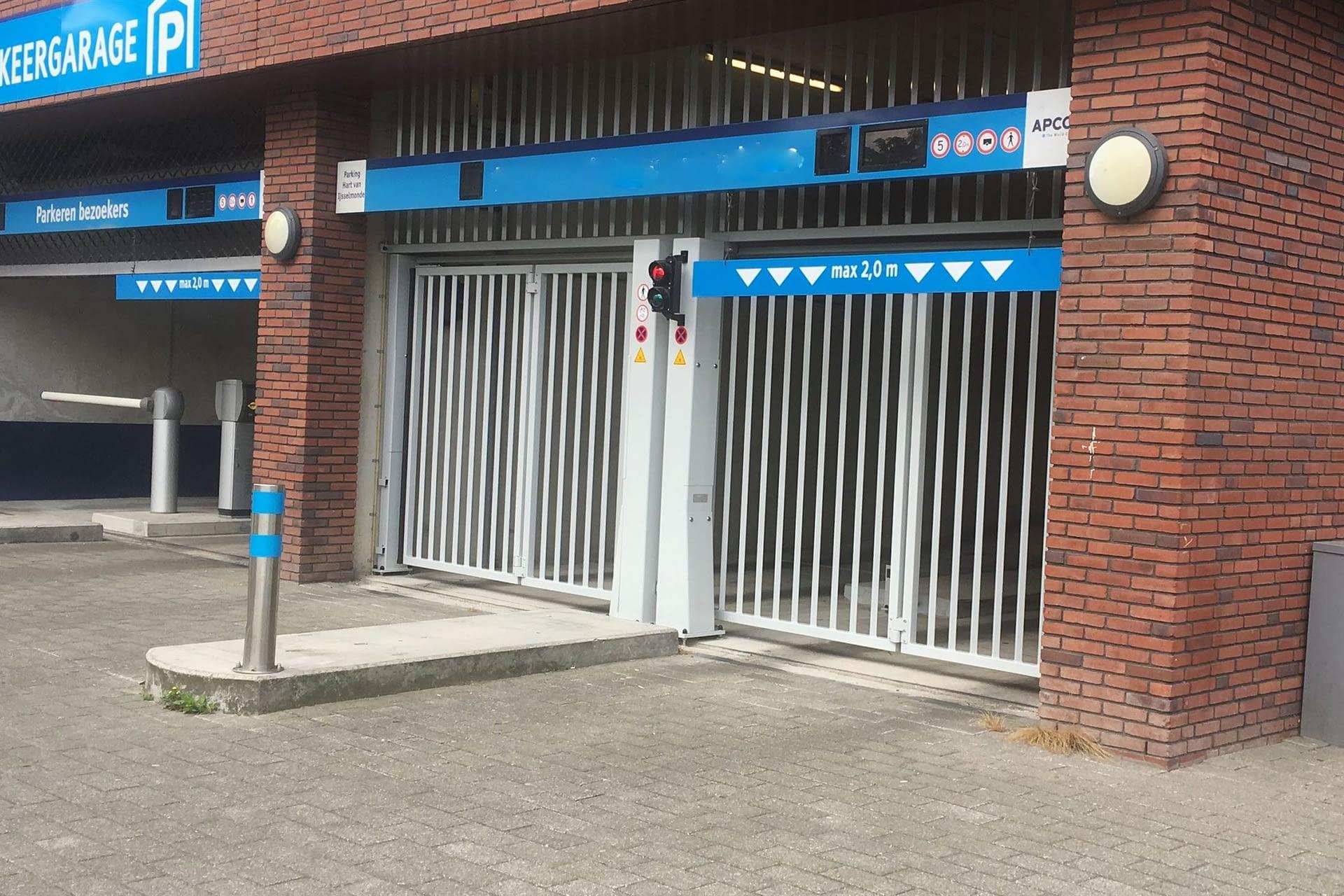 Parking Hoogmonde Rotterdam (1)