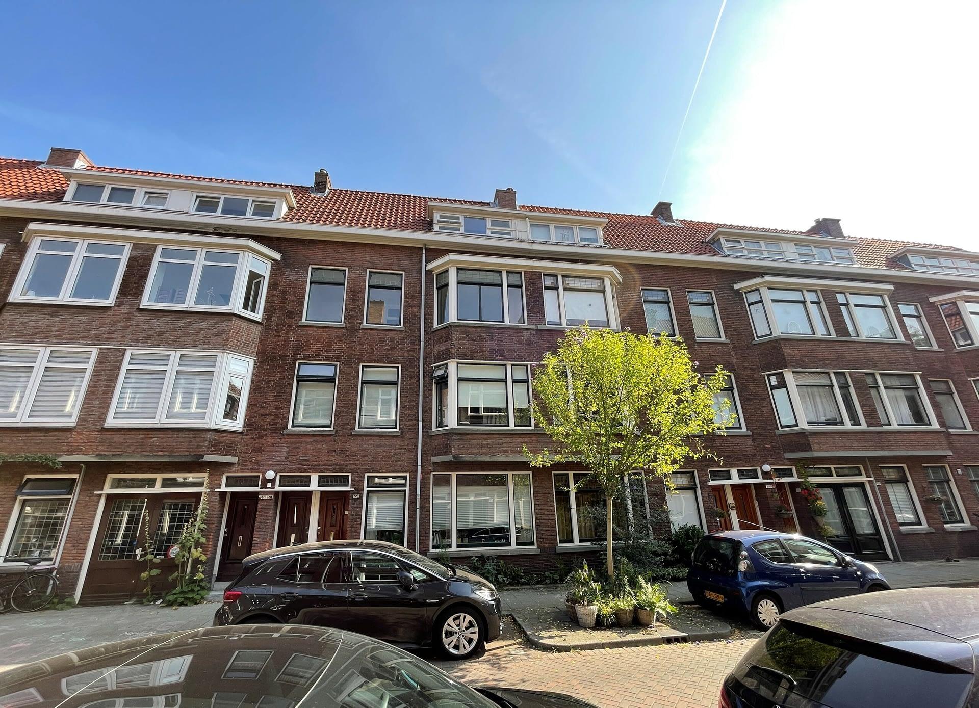 Groen van Prinstererstraat 38A Rotterdam HUIZEN010