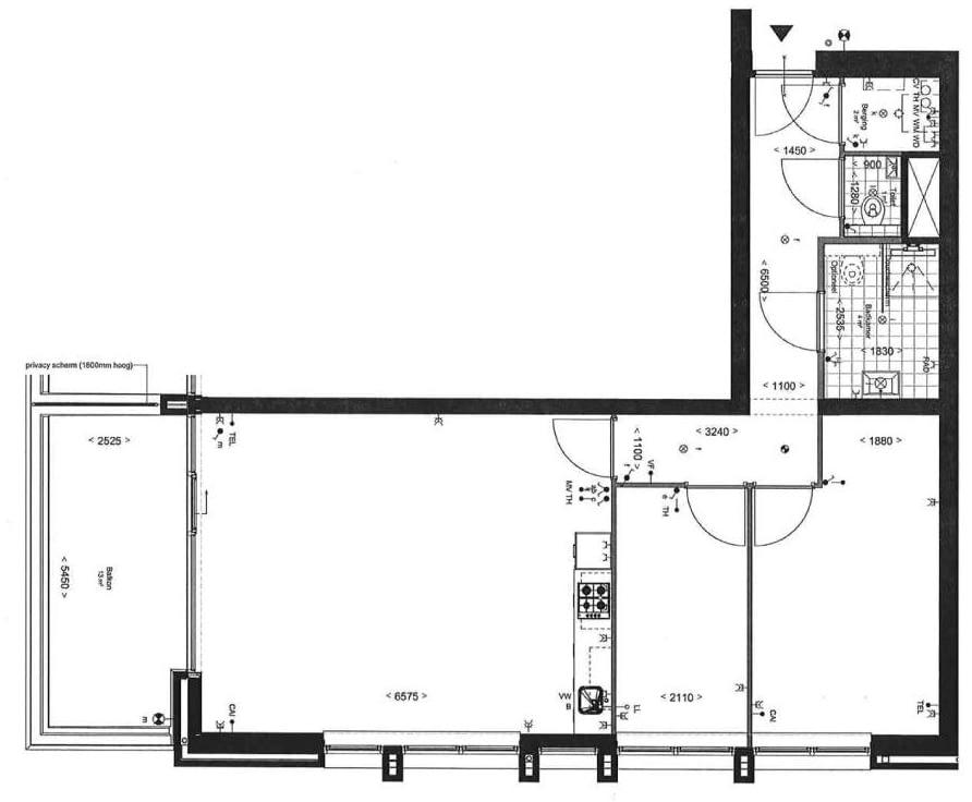 plattegrond-Klapwijkse-Zoom-HUIZEN010