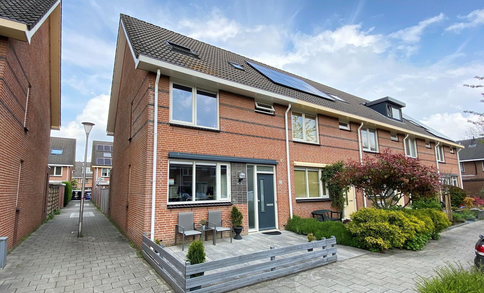 Maria van der Duinstraat 10 Poortugaal HUIZEN010