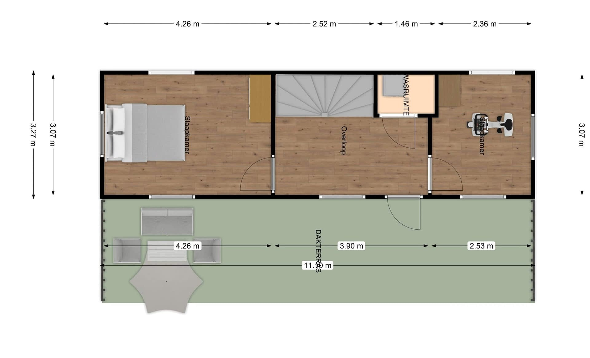 2e etage